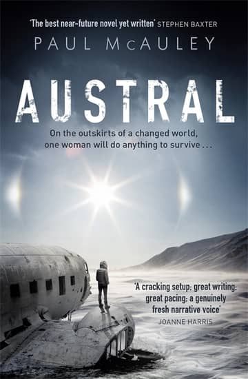 Paul McAuley Austral-small