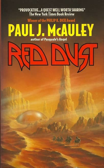 Red Dust Paul McAulley-small