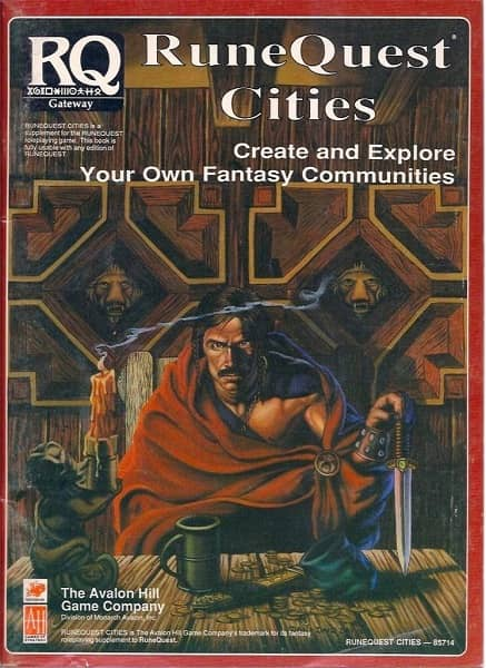 RuneQuest Cities-small