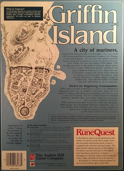 RuneQuest Griffin Island-back-small