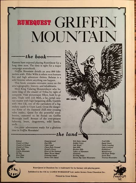 RuneQuest Griffin Mountain-back-small