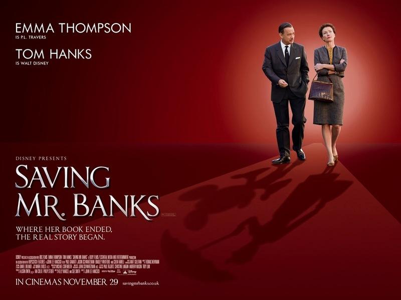 Saving Mr. Banks poster-small