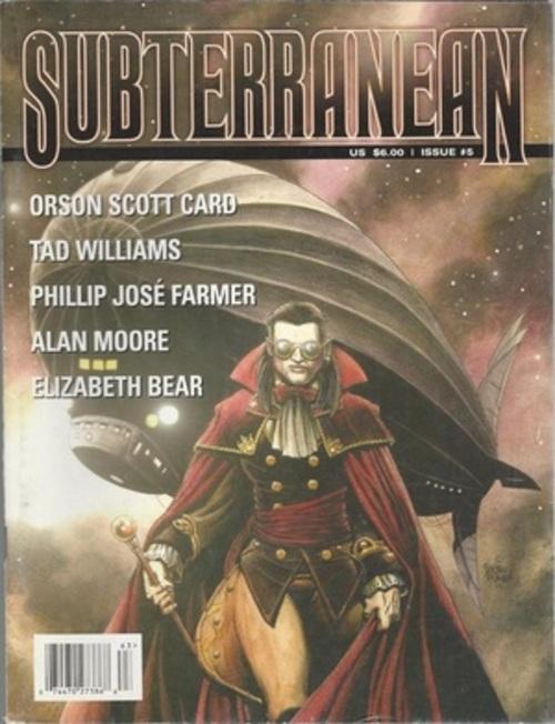 Subterranean Magazine 5-small