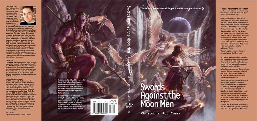 Swords Against the Moon Men-full jacket-small