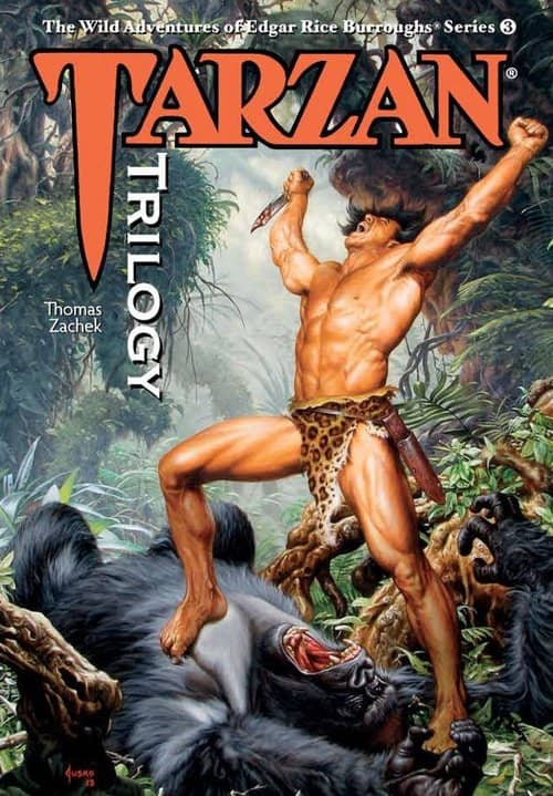 Tarzan Trilogy by Thomas Zachek-small
