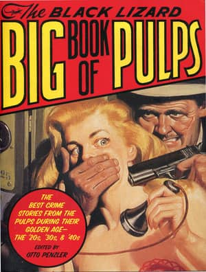 The Black Lizard Big Book of Pulps-small