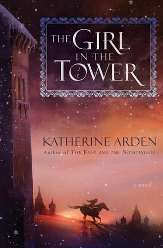 The Girl in the Tower-small
