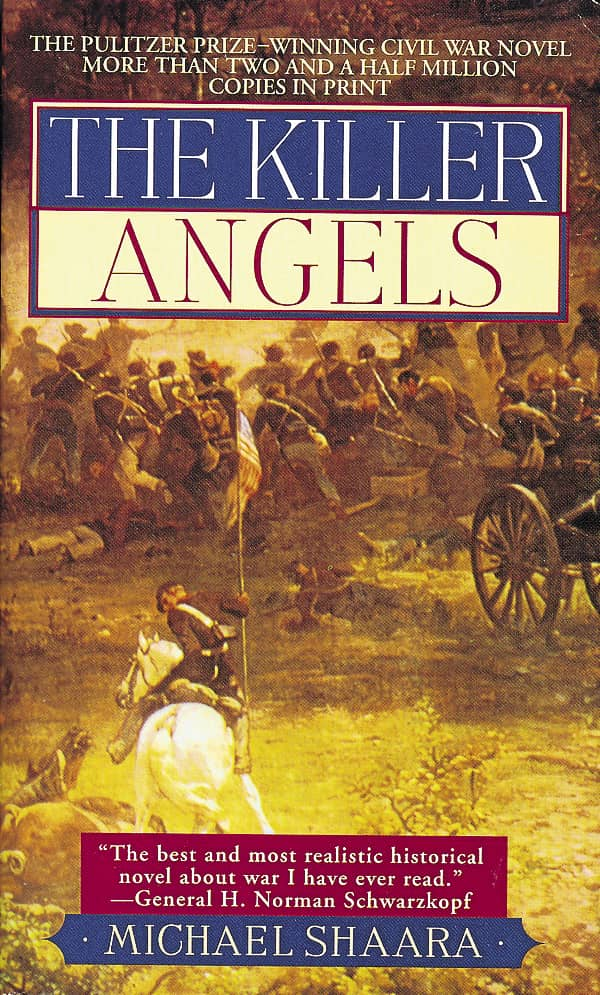 a literary analysis of the civil war in the killer angels by michael shaara