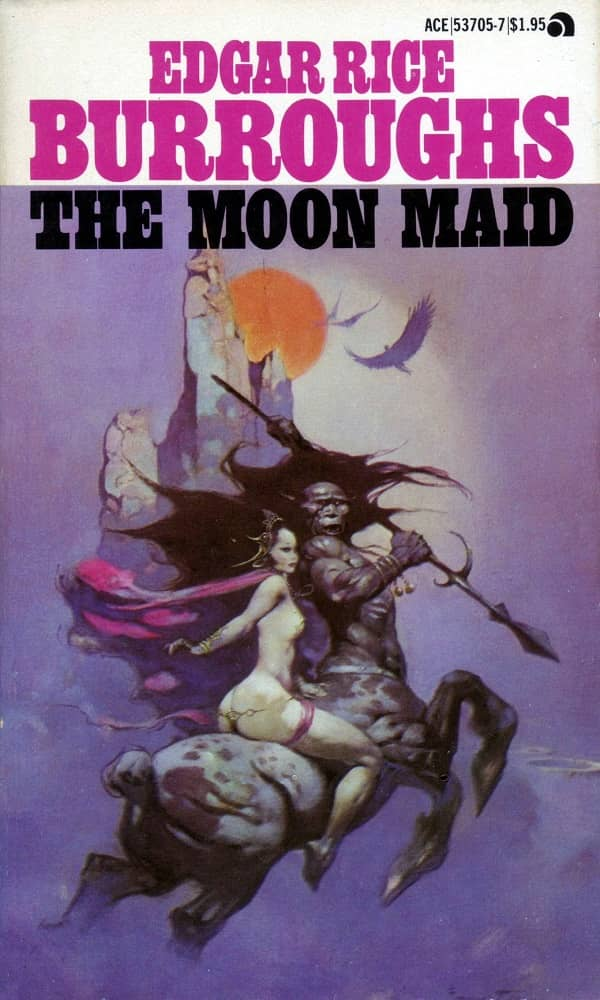 The Moon Maid Frazetta-small