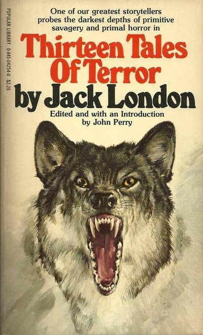 Thirteen Tales of Terror Jack London-small