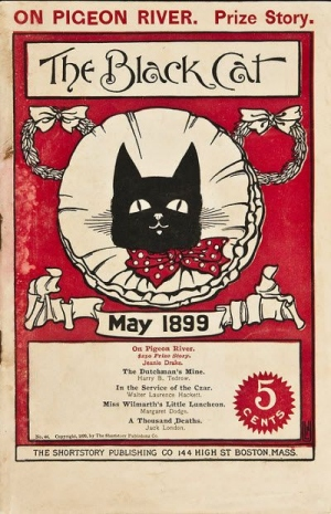 Black Cat, May 1899