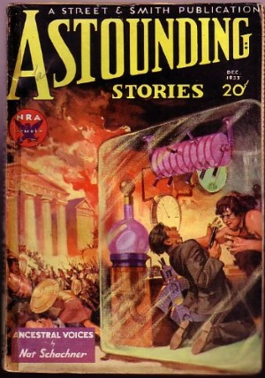 Cover by Howard V. Brown