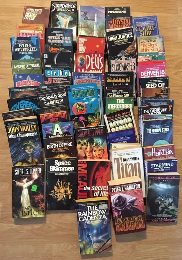 $18 eBay lot 65 novels Nov 14-small