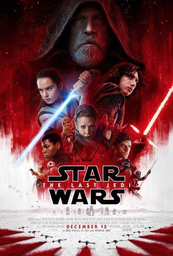 256 last Jedi Poster