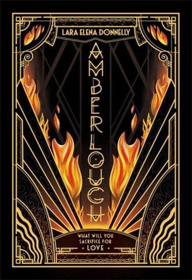 Amberlough paperback