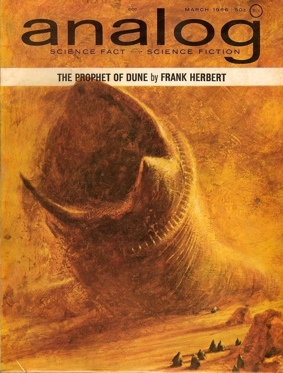 Analog March 1965 The Prophet of Dune-small