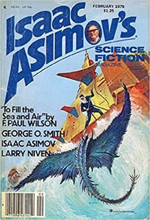 Asimov's Science Fiction Magazine February 1979-small
