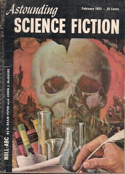 Astounding Science Fiction February 1953-small