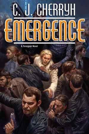 Emergence CJ Cherryh-small