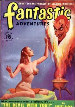 Fantastic Adventures August 1950