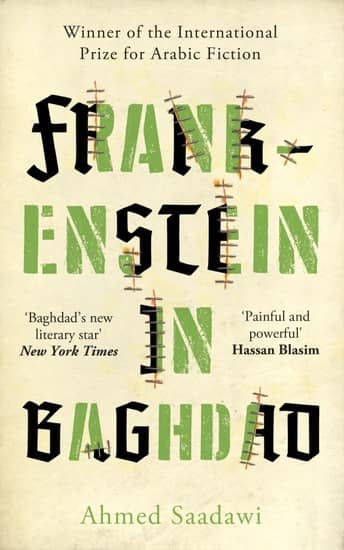 Frankenstein in Baghdad Ahmed Saadawi-small