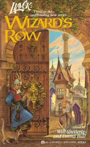 Cover by Darrell K. Sweet