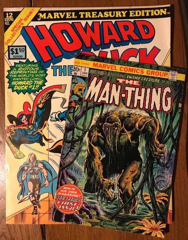 Marvel Treasury Editions Man-Thing-small