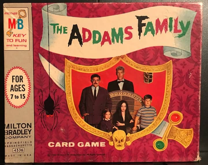 Nick Ozment's loot Addams Family card game-small