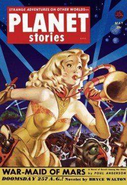 Planet Stories May 1952