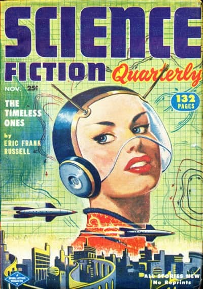 Science Fiction Quarterly November 1952-small