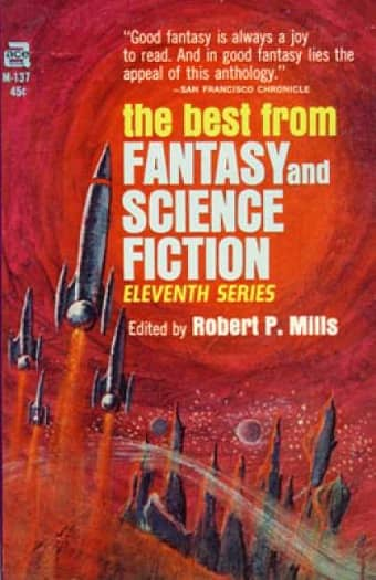 The Best from F&SF 11th Series-small