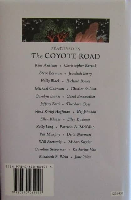 The Coyote Road-back-small