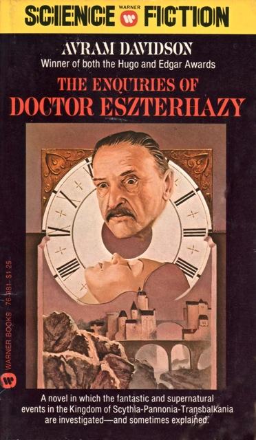 The Enquiries of Doctor Eszterhazy