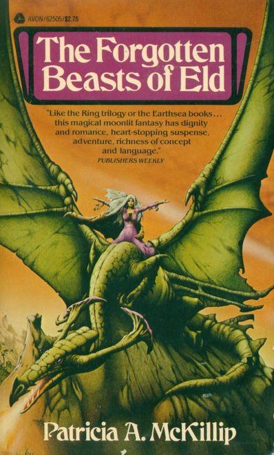 The Forgotten Beasts of Eld Patricia A. McKillip-small