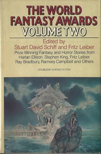The World Fantasy Awards Volume Two-small