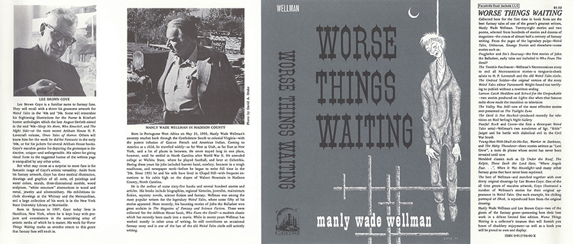 Worse Things Waiting Manly Wade Wellman