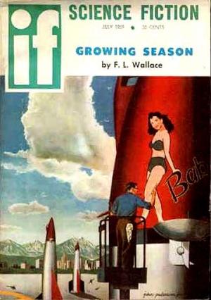 Cover by John Pederson, Jr.