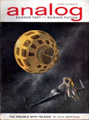 Cover by John Schoenherr