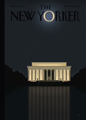Cover by Bob Staake