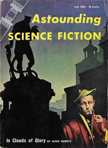 Astounding Science Fiction July 1955 The Long Way Home-small