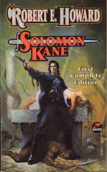 Baen Solomon Kane