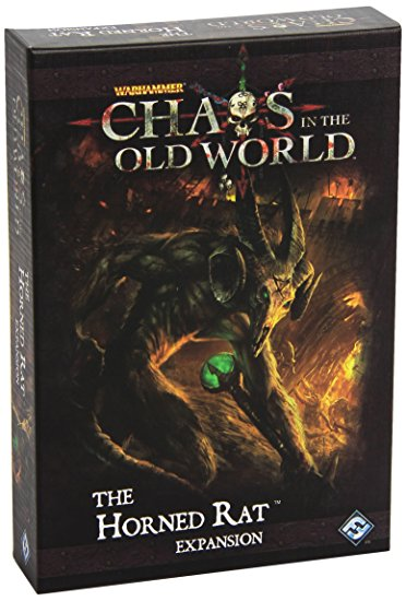 Chaos in the Old World The Horned Rat