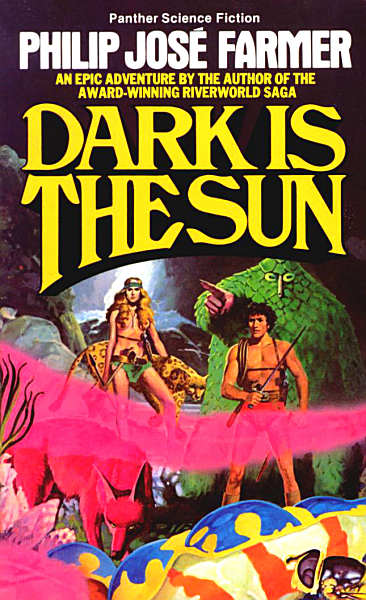 Dark is the Sun Panther paperback
