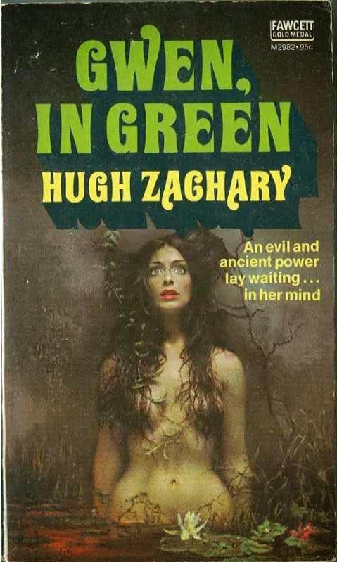 Gwen in Green Hugh Zachary