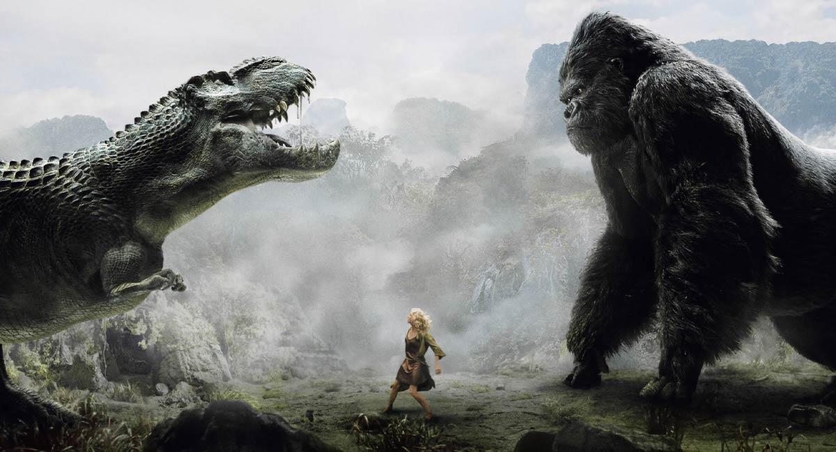 Kong Skull Island Monsters