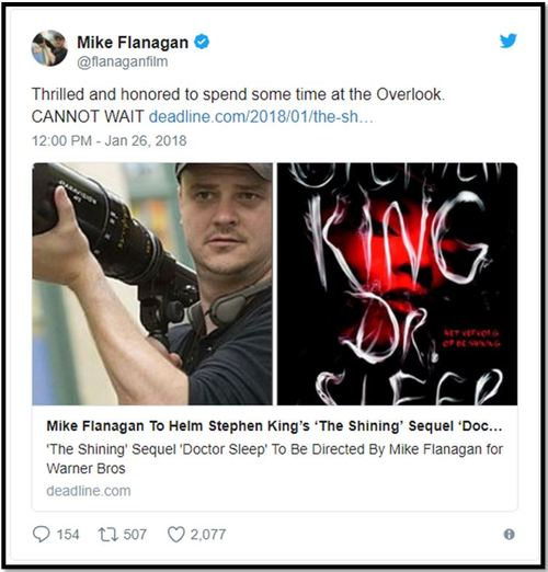 Mike Flanagan Doctor Sleep-small