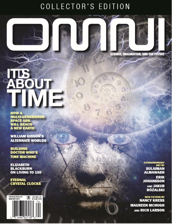 Black Gate  » Articles   » The Return of OMNI Magazine