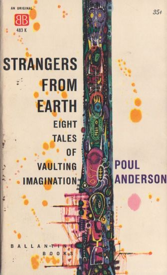 Poul Anderson Strangers From Earth-small