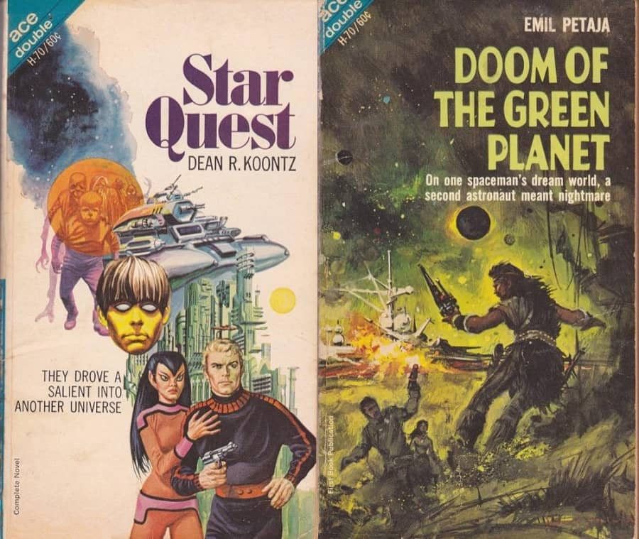 Star Quest Doom of the Green Planet-small