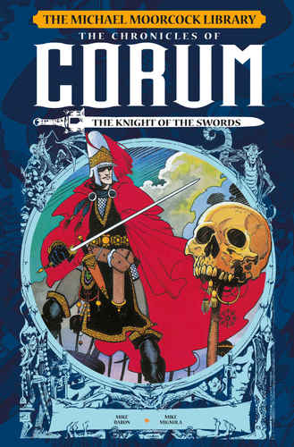 The Chronicles of Corum The Knight of Swords-small